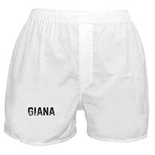 Giana Boxer Shorts