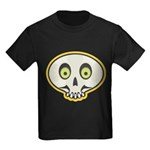 Skull Halloween Kids Dark T-Shirt