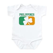 PHILIPPINES irish Onesie