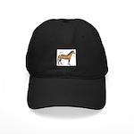 American Quarter Horse Black Cap