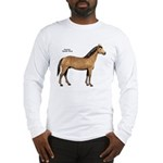 American Quarter Horse Long Sleeve T-Shirt