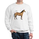 American Quarter Horse Sweatshirt