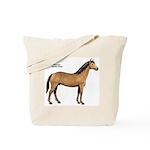 American Quarter Horse Tote Bag