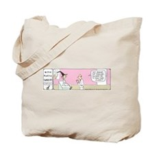 Cute Rhyme Tote Bag