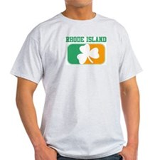 RHODE ISLAND irish T-Shirt