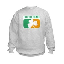SOUTH BEND irish Sweatshirt