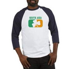 SOUTH ASIA irish Baseball Jersey