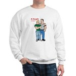 Eric and Joey Sweatshirt