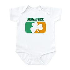SINGAPORE irish Infant Bodysuit