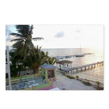 Caye Caulker Postcards (Package of 8)