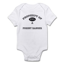 Property of a Forest Ranger Infant Bodysuit