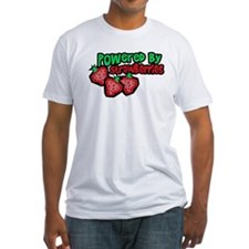 Powered By Strawberries Shirt
