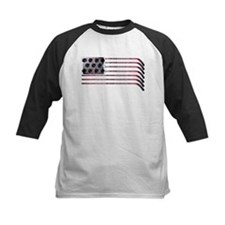 US Hockey Flag Tee