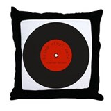 Bring Vinyl Back | Throw Pillow