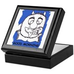 GOOD MORNING Keepsake Box