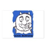 GOOD MORNING Postcards (Package of 8)