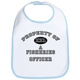 Property of a Fisheries Officer Bib