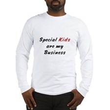Special Education Teacher Long Sleeve T-Shirt
