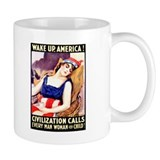 Wake Up America! Mug