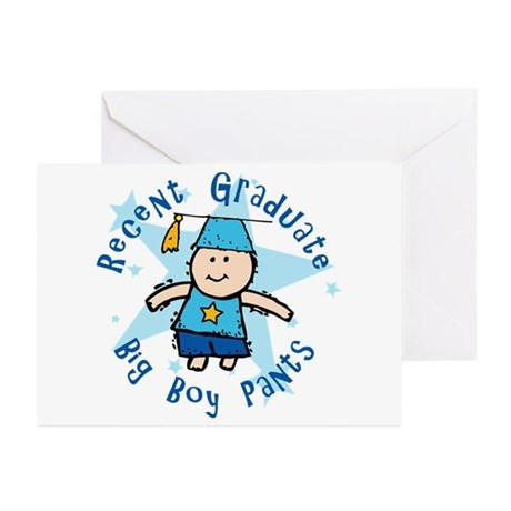Big Boy Pants Greeting Cards (Pk of 10)