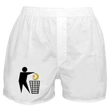 Trash Religion (Muslim Version) Boxer Shorts