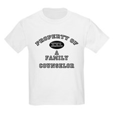 Property of a Family Counselor T-Shirt