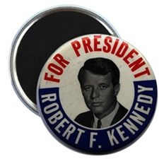 "Robert Kennedy for President 2.25"" Magnet (100 pac"