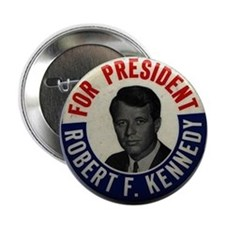 """Robert Kennedy for President 2.25"""" Button (100 pac"""