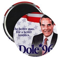 "Dole '96 2.25"" Magnet (100 pack)"