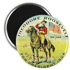 """Roosevelt for President 2.25"""" Magnet (10 pack)"""