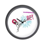 Cool Betty Wall Clock