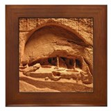 """MESA VERDE"" Framed Tile"