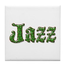 Wired-In Jazz Tile Coaster