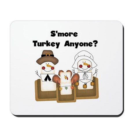 S'more Turkey Mousepad