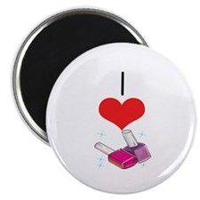 "Nail Polish 2.25"" Magnet (10 pack)"