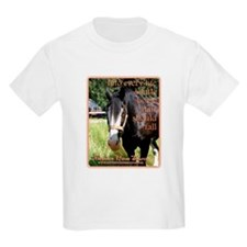 NORTHERN HORSE Source Kids T-Shirt