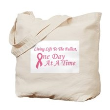 One Day At A Time 2 (BC) Tote Bag