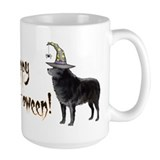 Halloween Schipperke Mug