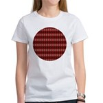 Red Pattern 997 Women's T-Shirt