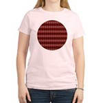 Red Pattern 997 Women's Light T-Shirt