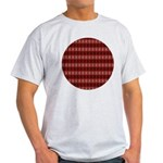Red Pattern 997 Light T-Shirt