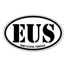 Fort Eustis, Virginia Decal