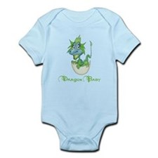 Dragon Baby Infant Bodysuit
