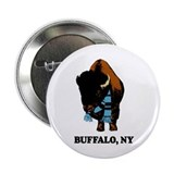 "BUFFALO, NY - buffalo with sk 2.25"" Button (10 pac"