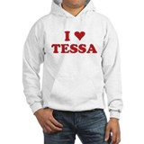 I LOVE TESSA Jumper Hoody