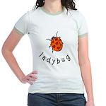 Ladybug Jr. Ringer T-shirt