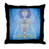 Seven Chakras Pillow