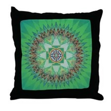Sri Yantra Mandala Pillow