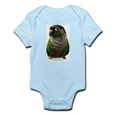 Green-Cheeked Conure -  Infant Creeper