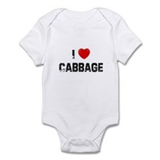 I * Cabbage Infant Bodysuit